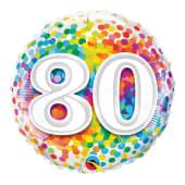 Age 80 Dots