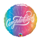 Congratulations Bright Ombre