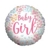 Baby Girl - Flowers