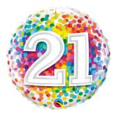 Age 21 Dots