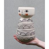 Miss Cozette Vase/Planter