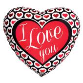 I Love You - Hearts