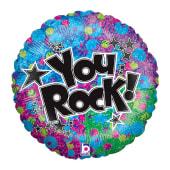 You Rock! Balloon