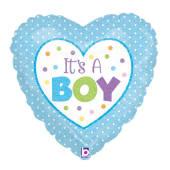 Its A Boy - Dots