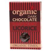 Organic Times - Dark Licorice