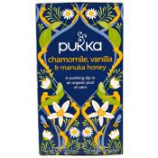 Chamomile, Vanilla & Manuka