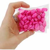 Terrarium extra - Pink Pebbles