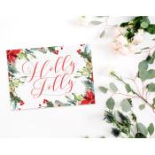 Holly Jolly Gift Card