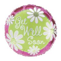 Get Well Soon - Flowers