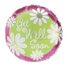 Flowers - Get Well Soon - Standard
