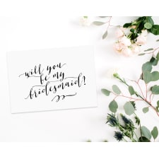 Will You Be My Bridesmaid? - Standard