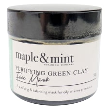 Green Clay Face Mask - Standard