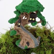 Treehouse Terrarium - Standard