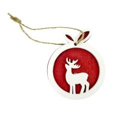 Christmas Reindeer Tag - Standard