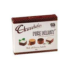 Chocolatier - Pure Delight 80g - Standard