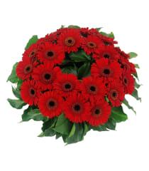 Daisy Chain Wreath
