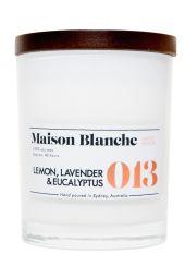 Lemon, Lavender & Eucalyptus