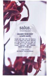 Rose Buff & Bath Salts
