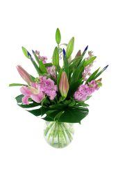 Scented Flower Vase