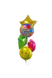 Deluxe Birthday Balloons