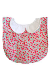 Peter Pan Bib - Sweet Floral