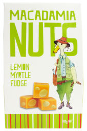 Duck Creek Lemon Myrtle Fudge