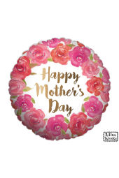 Happy Mothers Day - Gold