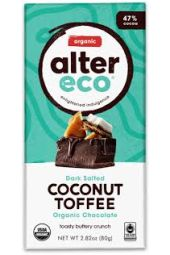 Alter Eco - Coconut Toffee