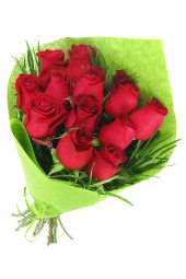 12 Roses Bouquet