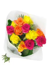 Valentine's 12 Just Roses