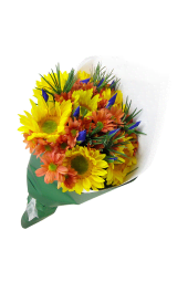 Mixed Sunny Bouquet