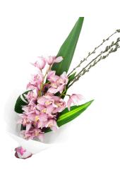 Mum's Day Cymbidium Bouquet