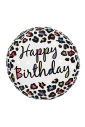 Happy Birthday - Safari