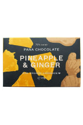 Pineapple + Ginger Pana