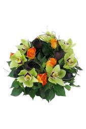 Hello-Ween Mini Wreath!