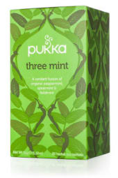 Pukka - Three Mint Tea