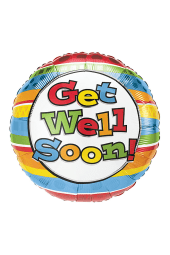 Get well soon - Geometric