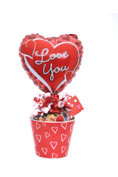 I Love You Lolly Pot