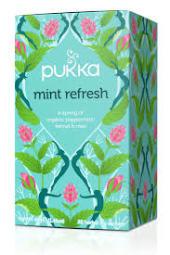 Refresh Pukka Tea