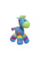 Bright Blue Gerry Giraffe