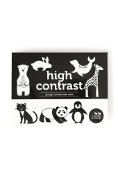 Flash Cards - High Contrast