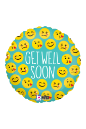 Get well soon - emoji