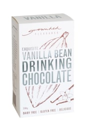 Vanilla Bean Hot Chocolate