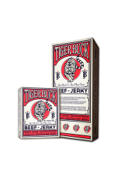 Tiger Buck Beef Jerky