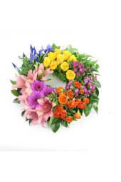 Vibrance Wreath
