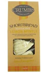 Lemon Myrtle Shortbread GF
