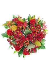Full Of Love Wreath