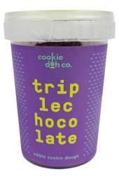 Triple Choc Chip Cookie Doh