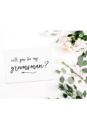 Will You Be My Groomsmen