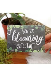 Your Blooming Brilliant